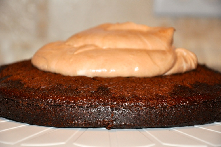 Cake, plain & simple