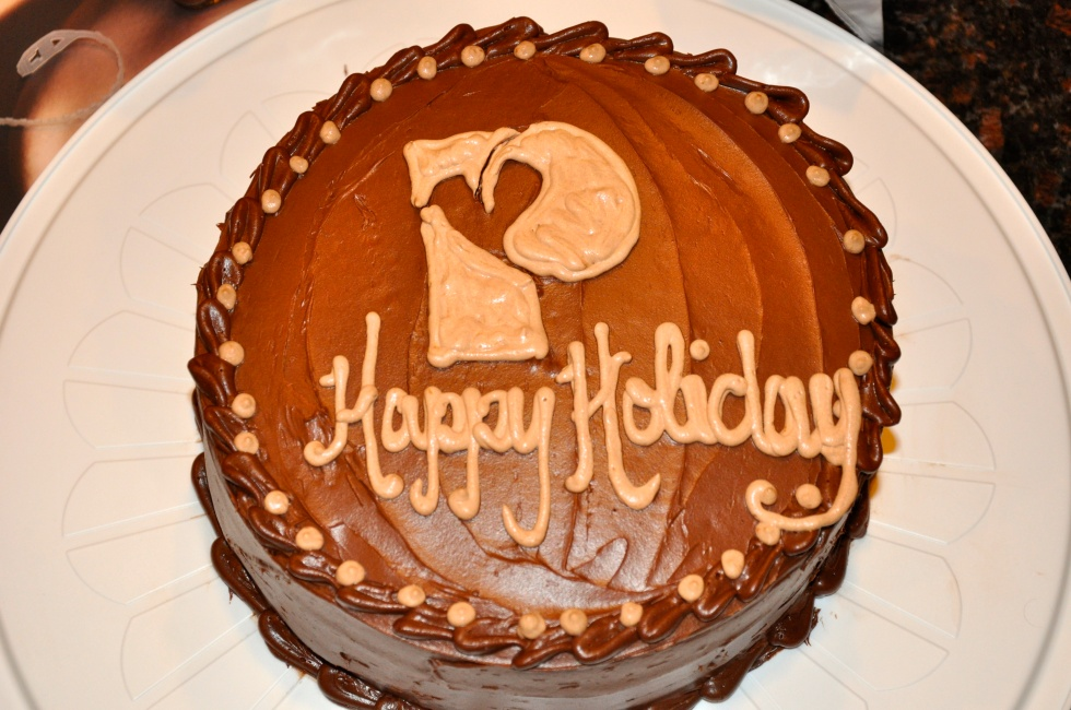 """""""Happy Holiday"""" … s? Only saw this now."""