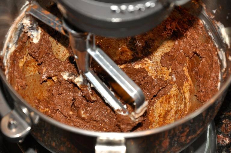 Essentials: butter & cocoa powder